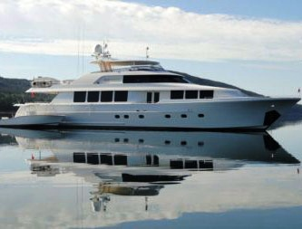 TRUE NORTH motor yacht